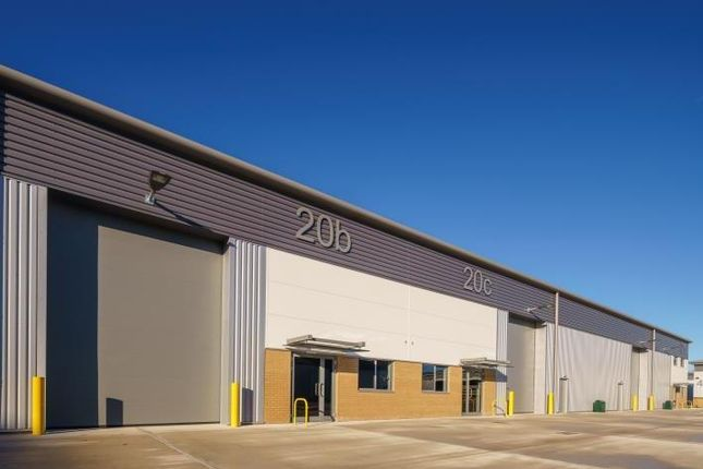 Thumbnail Industrial for sale in Unit, Unit 20A, B, c & d, Access 18, Kings Weston Lane, Avonmouth