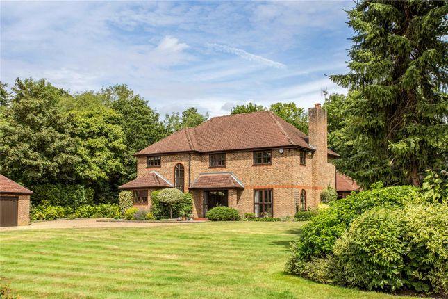 Thumbnail Detached house for sale in Bedford Lane, Sunningdale, Berkshire