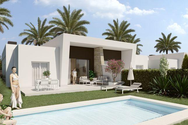 Thumbnail Semi-detached house for sale in Calle Daya Nueva, La Finca Golf, Alicante, Valencia, Spain