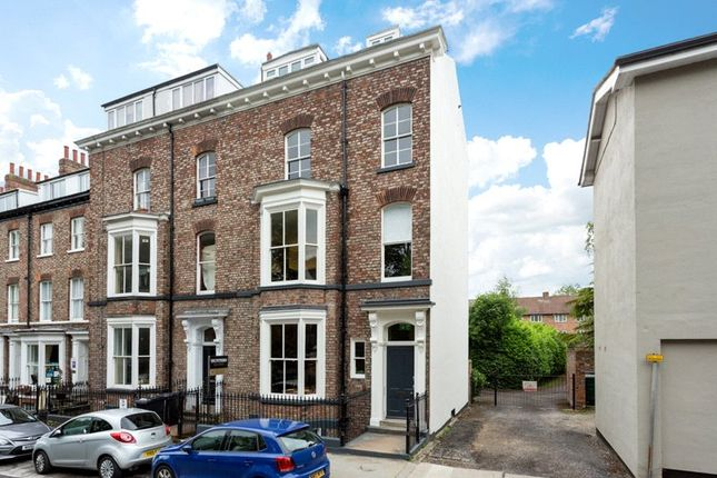 Thumbnail Flat for sale in Bootham Terrace, York, North Yorkshire