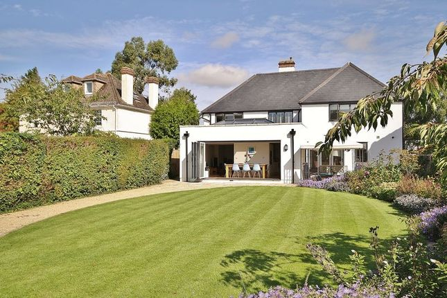 Thumbnail Detached house for sale in Burford Road, Witney
