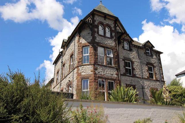 2 bed flat for sale in Kentsford Road, Grange-Over-Sands