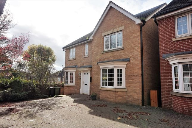 Thumbnail Detached house for sale in Handel Cossham Court, Kingwood
