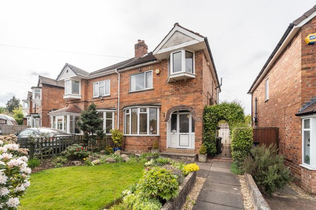 3 bed semi-detached house for sale in Brook Lane, Solihull B92