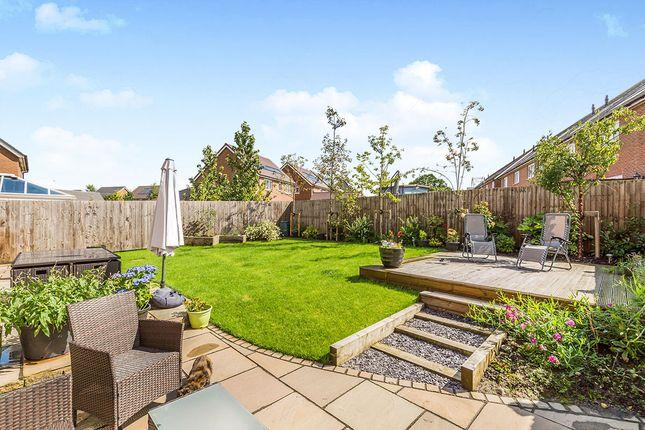 Rear Garden of Berry Avenue, Whittle-Le-Woods, Chorley, Lancashire PR6