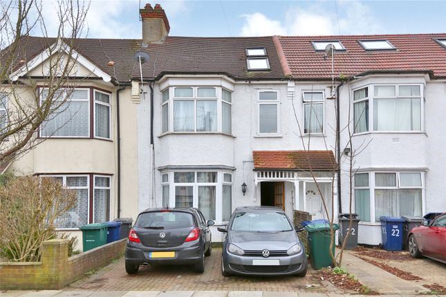Thumbnail Terraced house for sale in Babington Road, Hendon, London