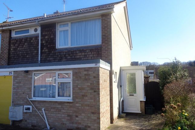 3 bed semi-detached house to rent in Cedar Close, Walton On The Naze CO14