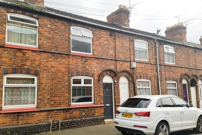 Thumbnail Terraced house to rent in Tailors View, Arnold Street, Nantwich