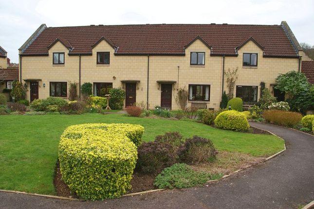 Thumbnail Terraced house for sale in Harbutts, Bathampton, Bath