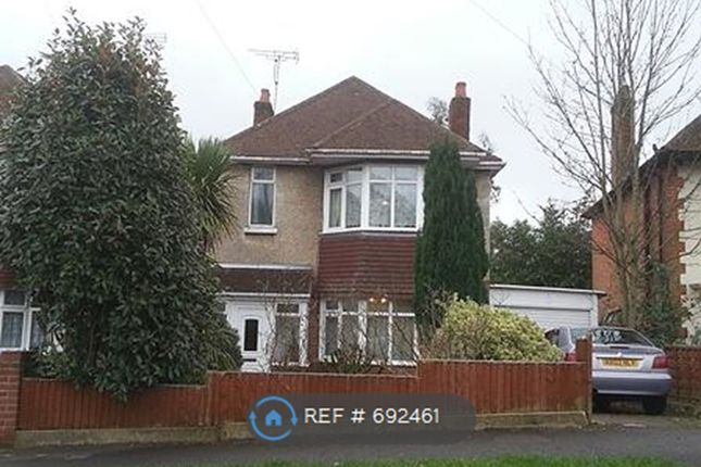 Thumbnail Detached house to rent in Glenfield Avenue, Southampton