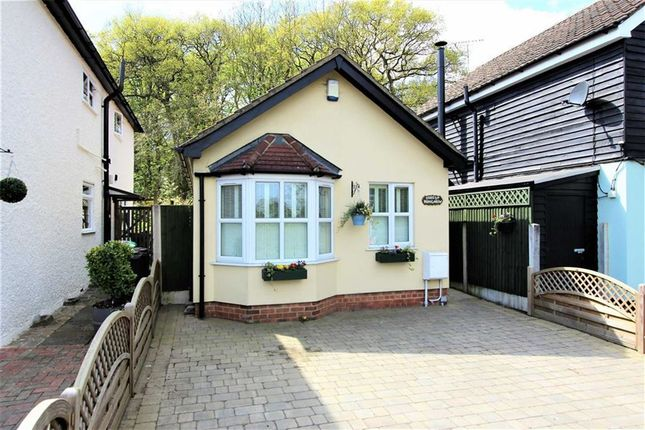 Thumbnail Detached bungalow for sale in Woodside, Epping, Essex