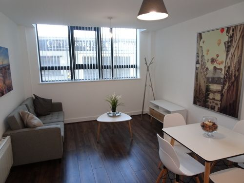 Thumbnail Flat to rent in Cotton Lofts, Fabrick Square, Birmingham