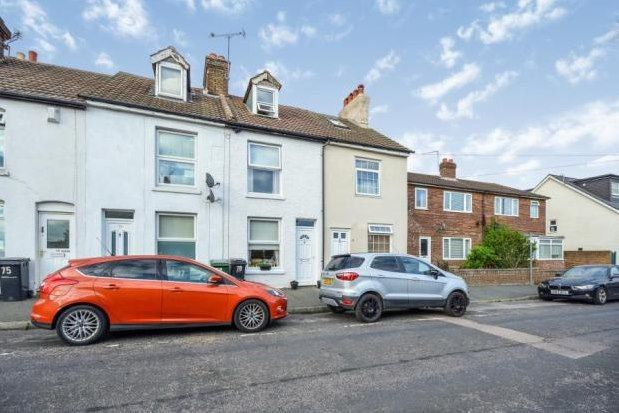 Thumbnail Terraced house to rent in Gladstone Road, Maidstone