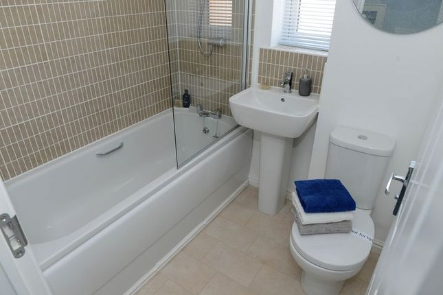 Bathroom of Winding House Drive, Hednesford, Cannock WS12