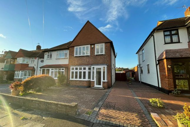 Thumbnail Semi-detached house to rent in Daneswood Ave, Catford