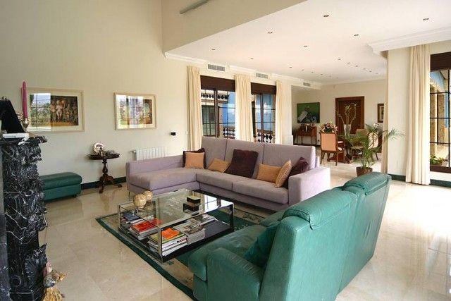 Living Room of Spain, Málaga, Mijas, Mijas Golf