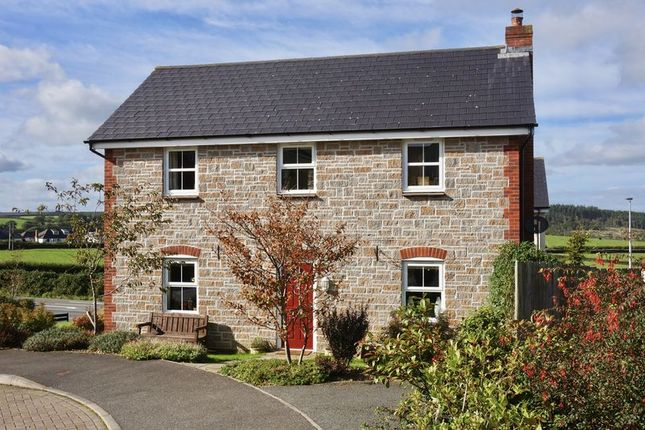 Thumbnail Detached house for sale in Kellands Lane, Okehampton