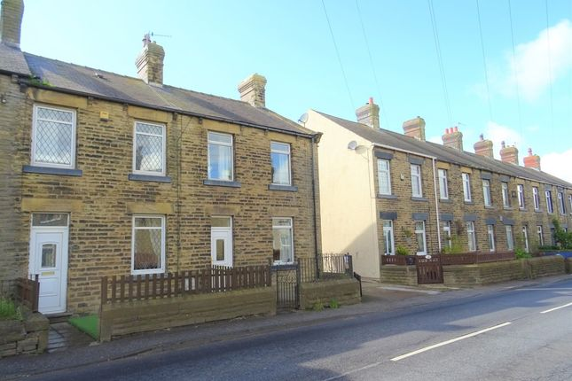 Thumbnail Terraced house to rent in Penistone Court, Sheffield Road, Penistone, Sheffield