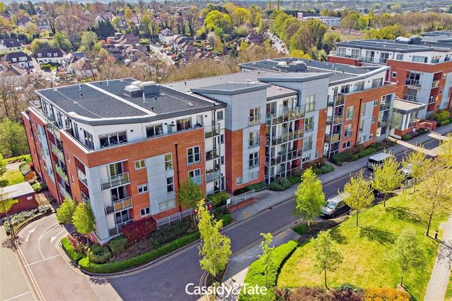 2 bed flat for sale in Charrington Place, St. Albans, Hertfordshire AL1