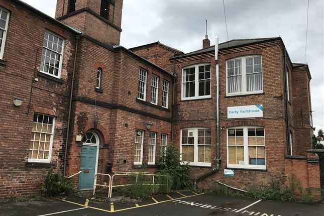 Thumbnail Commercial property for sale in Mill Street, Derby
