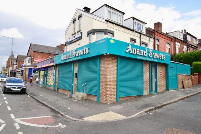 Thumbnail Restaurant/cafe for sale in Harehills Road, Leeds, West Yorkshire