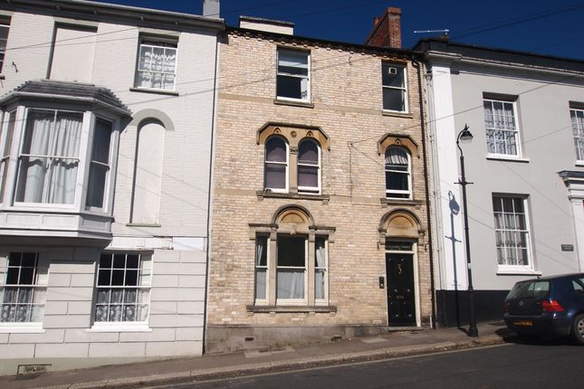 1 bed flat to rent in High Street, Pilton EX31