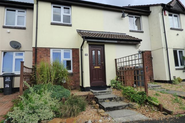 Thumbnail Terraced house to rent in The Heathers, Woolwell, Plymouth