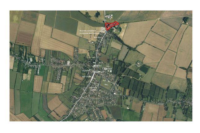 Thumbnail Land for sale in Station Road, Haddenham, Ely, Cambridgeshire