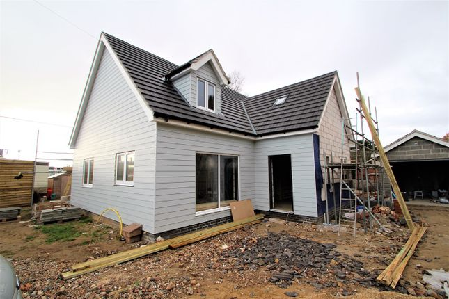 Thumbnail Detached house for sale in Elmham Drive, Nacton, Ipswich