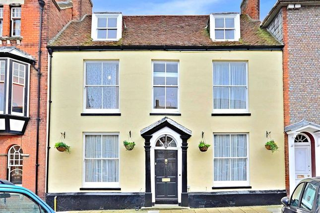 Thumbnail Terraced house to rent in Quay Street, Newport