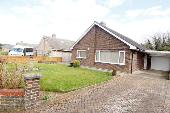 Thumbnail Detached bungalow to rent in Vimy Drive, Wymondham