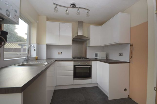 Thumbnail End terrace house to rent in Holcote Close, Belvedere