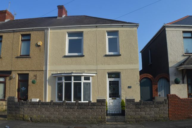 Thumbnail Terraced house for sale in St Pauls Road, Port Talbot