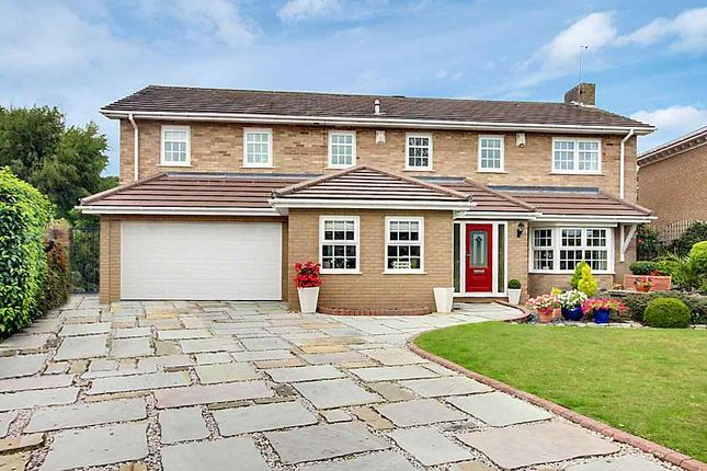 Thumbnail Detached house for sale in Squirrel Green, Formby, Liverpool