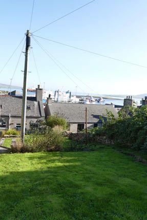 Garden View of 45 John Street, Stromness KW16