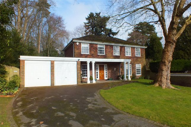 Thumbnail Detached house for sale in Wymering Court, Farnborough, Hampshire