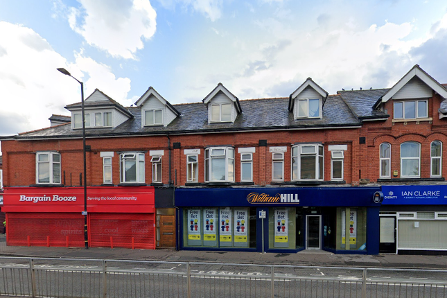 Thumbnail Block of flats for sale in Northenden Rd, Sale Moor