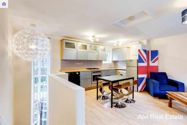 Thumbnail Terraced house to rent in Ashmill Street, London