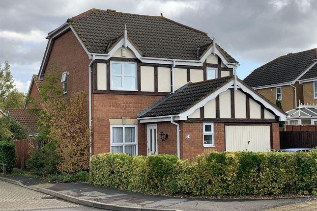 Thumbnail Detached house for sale in Challinor, Church Langley, Harlow