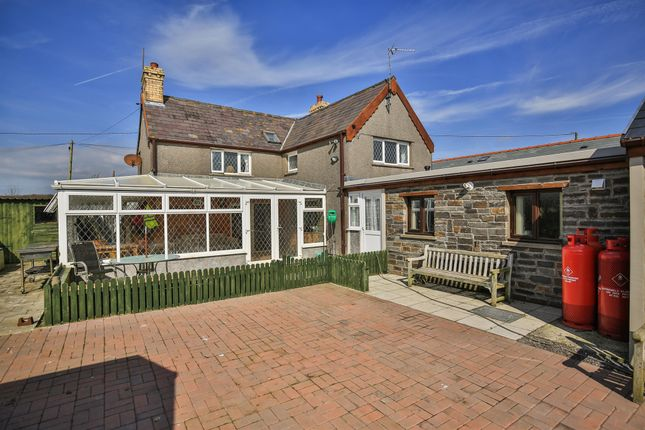 Thumbnail Semi-detached house for sale in Pilton, Rhossili, Swansea