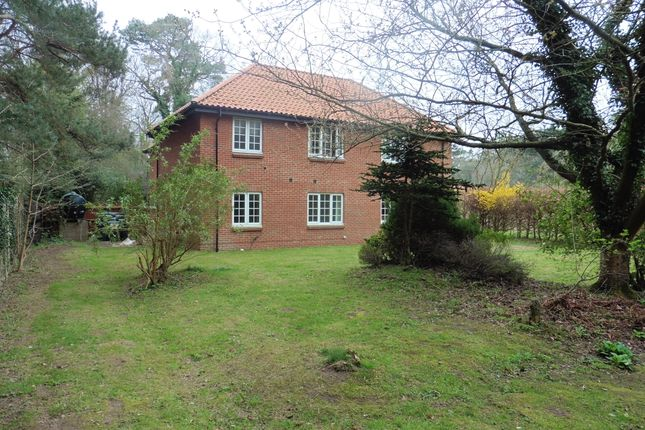 Thumbnail Detached house for sale in Dereham Road, Swanton Novers