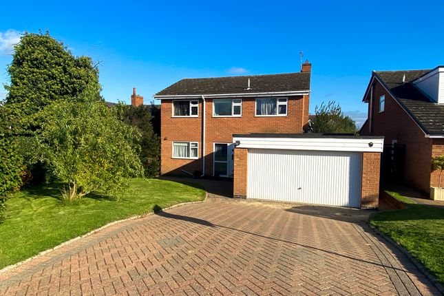 Thumbnail Detached house for sale in Salford Close, Welford