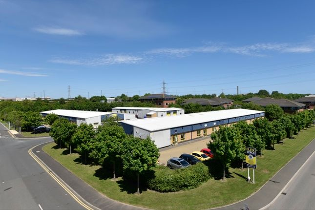 Thumbnail Light industrial to let in Orion Business Park, Orion Way, North Shields