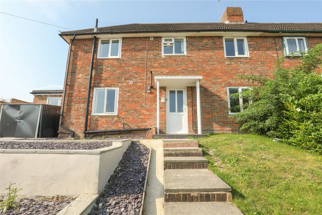 Thumbnail Semi-detached house to rent in Auckland Drive, Brighton, East Sussex