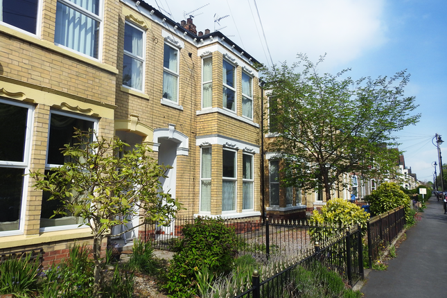 Thumbnail Flat to rent in Sunny Bank, Hull