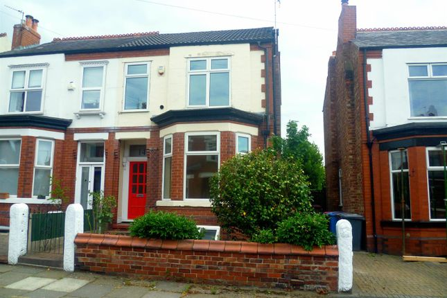 Thumbnail Semi-detached house to rent in Highfield Drive, Monton, Manchester