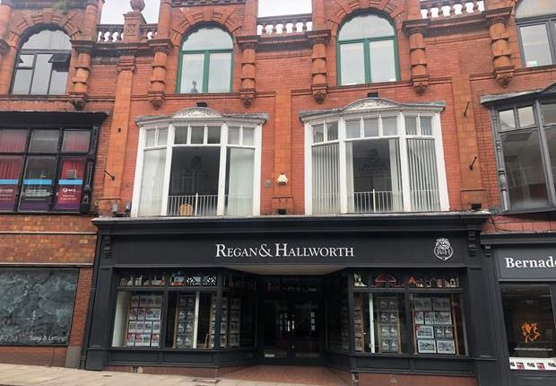 Thumbnail Retail premises for sale in 4-6 Library Street, Wigan, Lancashire