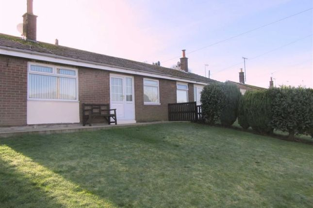 Thumbnail Semi-detached house to rent in Marmion View, Norham, Berwick-Upon-Tweed