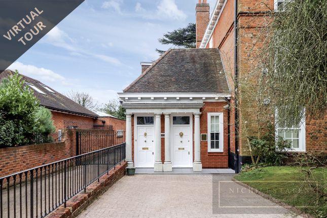 Thumbnail Maisonette to rent in Grange Avenue, London