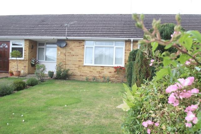 Thumbnail Bungalow to rent in Harebell Walk, Widmer End, High Wycombe